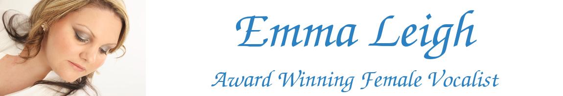 Emma Leigh - Award Winning Female Vocalist